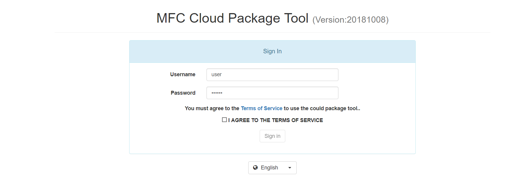 How to add your cloud | MFC - My Family Cinema