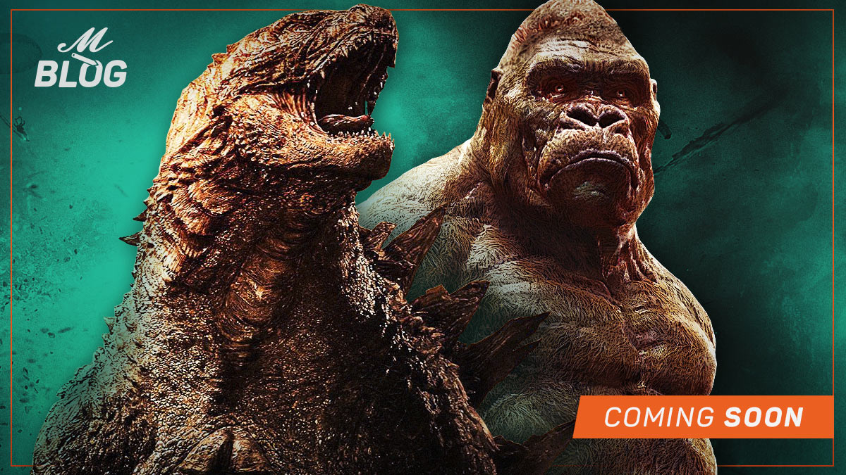 MonsterVerse: Godzilla vs. Kong